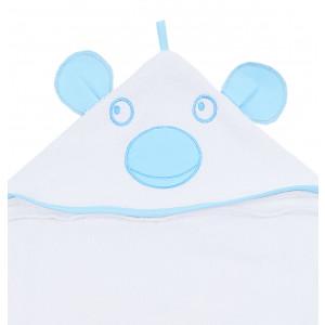Peškir za bebe Šarena bajka 576 plavi