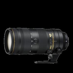 NIKON Obj 70-200mm F2.8E FL ED VR 81252