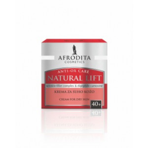 AFRODITA 24h krema za suvu kožu NATURAL LIFT 50 ml