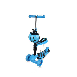 Chipolino Trotinet Kiddy EVO Blue