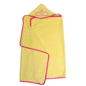 Peškir za bebe Čarolija 592 žuti