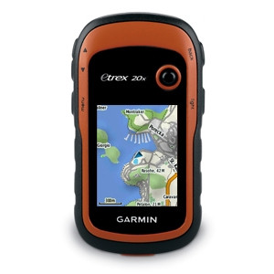 GARMIN GPS Navigacija eTrex 20x
