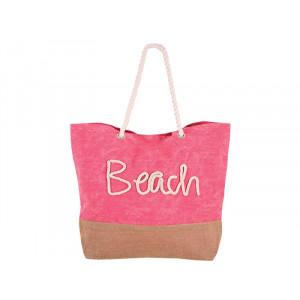 PULSE torba za plažu Ipanema pink 121129