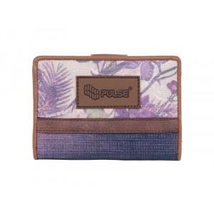 PULSE novčanik Jeans Floral 121350