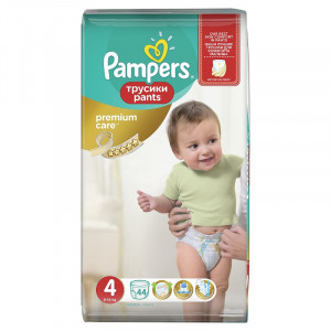 Pampers Premium Pants VP 4 Maxi (44) 4015400772002