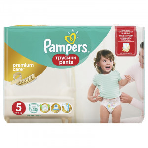 Pampers Premium Pants VP 5 Junior (40) 4319