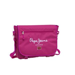 PEPE JEANS original pepe pink torba na rame za laptop 60.150.51