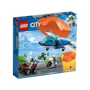 LEGO  Hapšenje uz pomoć padobrana 60208
