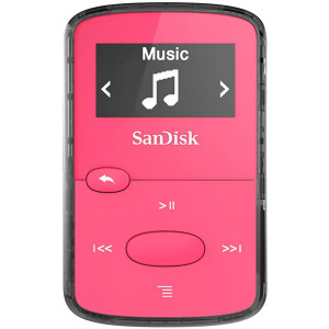 SANDISK Mp3 plejer SDMX26-008G-G46P 8Gb pink