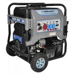 REM POWER Elektro maschinen agregat za struju GSEm 12500 TBE