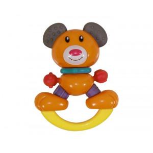 LORELLI baby care igračka zvečka meda 10210680000