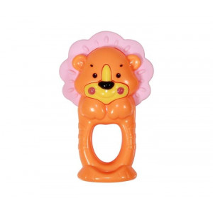 LORELLI baby care igračka zvečka lav 10210690000