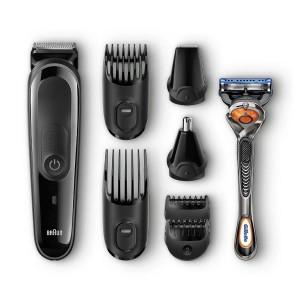 BRAUN trimer 8u1 MGK3060 504746 + Gillette Fusion ProGlide brijač