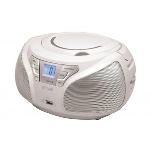 DENVER TCU-206 BELI, T1 Radio CD PLAYER