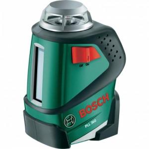 BOSCH samonivelišući laser za linije PLL 360  0603663020