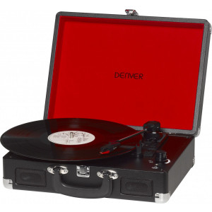 DENVER VPL-120 crni gramofon