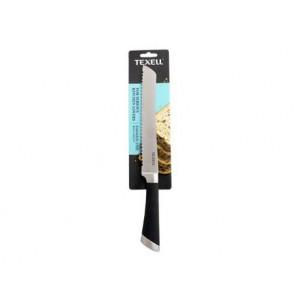 TEXELL nož za hleb od nerđajućeg čelika TNSS-H119 20.4cm