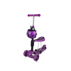 Chipolino Trotinet Kiddy EVO Purple