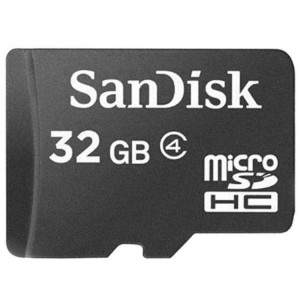 SANDISK memorijska kartica bez adaptera SD 32 GB Micro