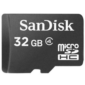 SANDISK memorijska kartica SD 32GB SDSDQM-032G-B35