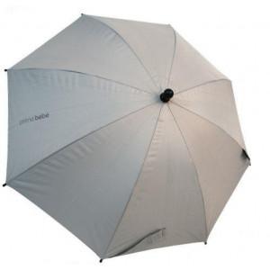 PRIMEBEBE suncobran za kolica sa UV zaštitom grey