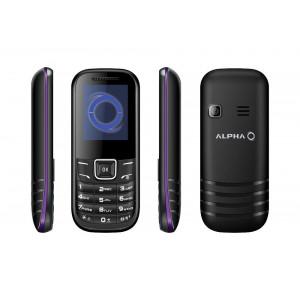 ALPHA mobilni telefon D1 LJUBIČASTA