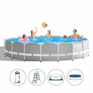 INTEX bazen sa metalnom konstrukcijom 5, 49 X 1, 22  PRISM FRAME 26732