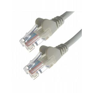 INTELLINET LAN patch kabl 2m Cat.5e UTP PVC grey 0537038
