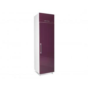 MATIS prostor za ugradni frižider FRIZ 60 - Violet sjaj KFRIZ14