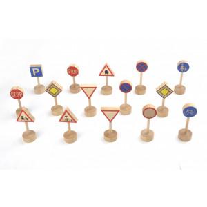 PINO Set - Saobraćajni znaci 8569