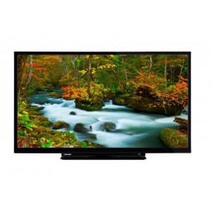"""TOSHIBA LED televizor 32L1763DG 32"""" Full HD DVB-T2 black frame sand"""
