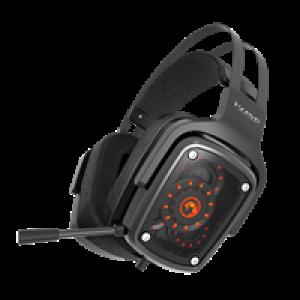 Slušalice Marvo USB 7.1 HG9046 gejmerske sa mikrofonom,RGB osvetljenjem, ugrađenom zvučnom karticom,metalni okvir 006-0513