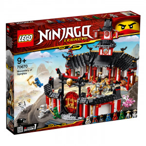 LEGO Spinđicu manastir 70670