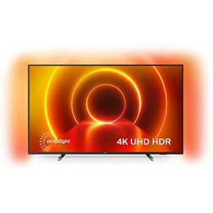 "Philips Televizor 43"" 4K UHD LED Smart TV 43PUS7805/12"