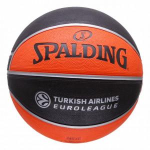 SPALDING košarkaška lopta 7 EUROLEAGUE REP. GAME 73-985Z