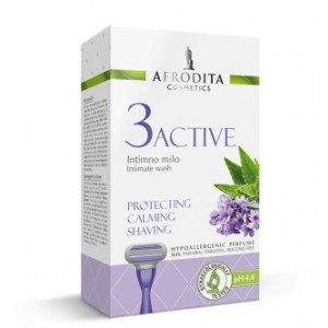 AFRODITA sapun za intimnu negu 3 ACTIVE 200ml