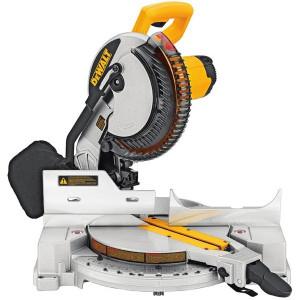 DEWALT nagibna testera 1600W 250mm DW713
