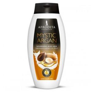 AFRODITA mleko za telo MYSTIC ARGAN 250ml