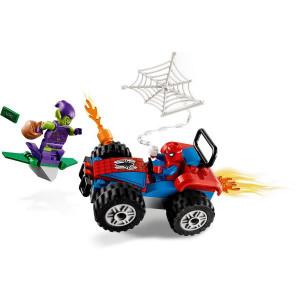 LEGO spajdermenova potera automobilom 76133