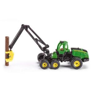 SIKU traktor sa dizalicom 1652
