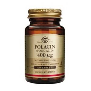 Solgar Folacin 400 mcg