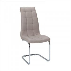 Trpezarijska stolica DC865 Cappuccino 590x430x1040mm 779-058