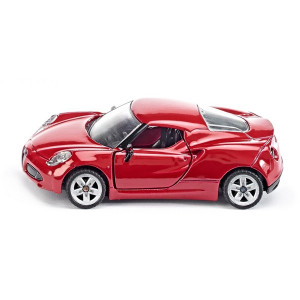 SIKU auto alfa romeo 4c 1451