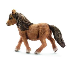 SCHLEICH  setlandski poni,ždrebe