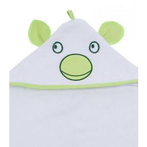 Peškir za bebe Šarena bajka 576 zeleni