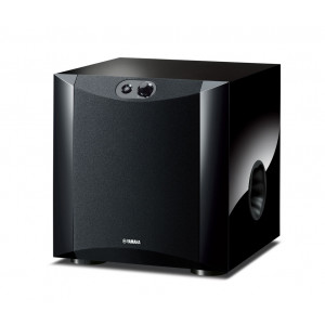 YAMAHA subvufer NS-SW200 Black