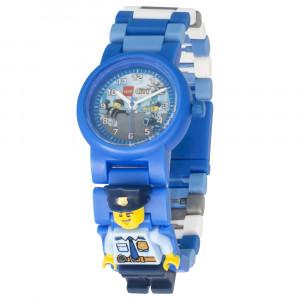 LEGO ručni sat: Policajac