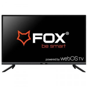 FOX LED Smart 4K TV WebOS 5.0 43WOS600A