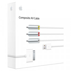 APPLE  Composite AV Cable MC748ZM/A