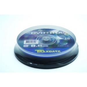TRAXDATA disk DVD-R 4.7GB C10